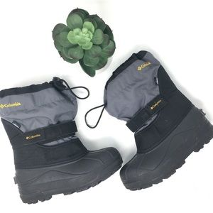 Columbia Youth SKI Snow Boots